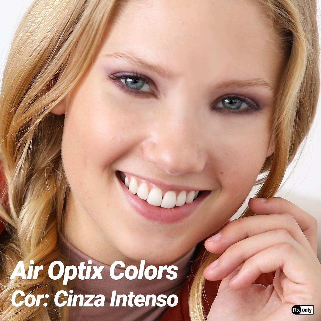 Lentes de Contato Air Optix Colors sem Grau Air Optix