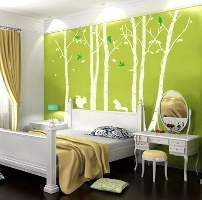 Fun Vinyl Wall Art, that you can use a projector for to paint on ...