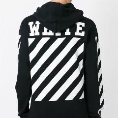 21% OFF ] Off White Hoodie Men Harajuku Brand Sweatshirt Hip