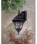 Minka Lavery 8202-94 Segovia 1 Light Outdoor Wall Light in Heritage with One Piece Clear Optic glass - Cast Aluminum by Minka Lavery. $63.90. Traditional Outdoor Wall Light in Heritage with One Piece Clear Optic glass from the Segovia Collection by Minka Lavery. Dimensions: 17.50 H 8.50 W 10.00 E - Cast Aluminum - 8202-94