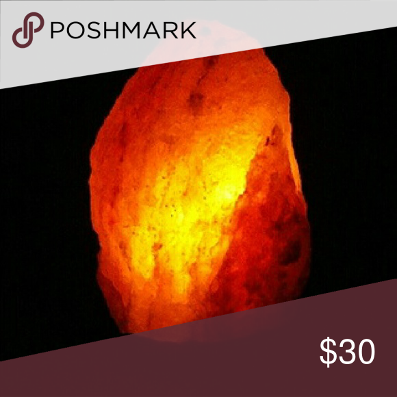 Genuine Himalayan Salt Lamp Inspiration Himalayan Salt Lamp 9 Pound Genuine Himalayan Salt Lamp Great For Design Ideas