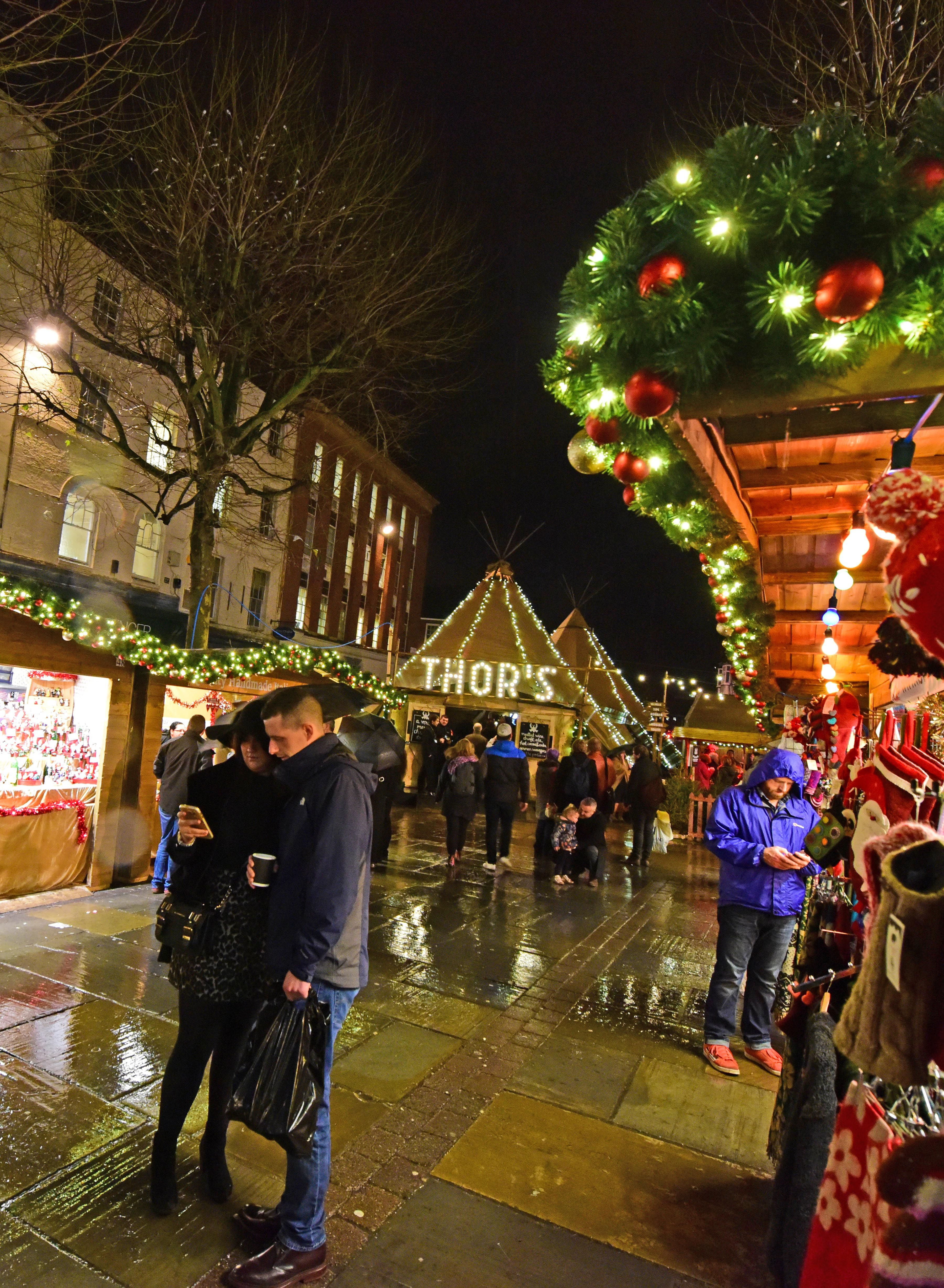 The York Christmas Markets York england, Christmas in
