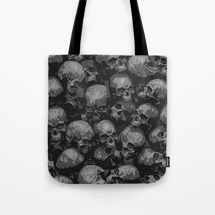 Buy Totally Gothic Tote Bag by grandeduc. Worldwide shipping available at Society6.com. Just one of millions of high quality products available.