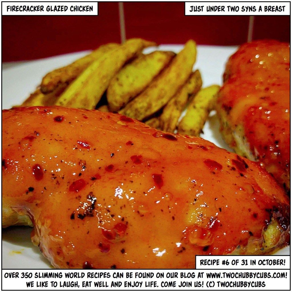 Firecracker Chicken Thighs: Droptober Recipe #6: Firecracker Glazed Chicken