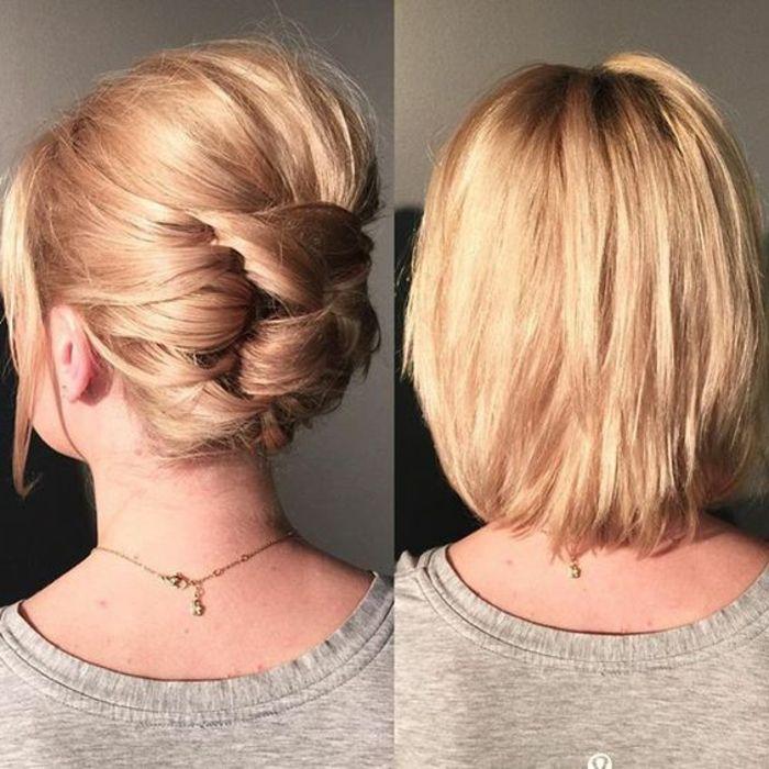 1001 Ideas De Peinados Para Pelo Corto Con Fotos Peinados Elegantes Cabello Corto Peinados Poco Cabello Peinados Pelo Corto