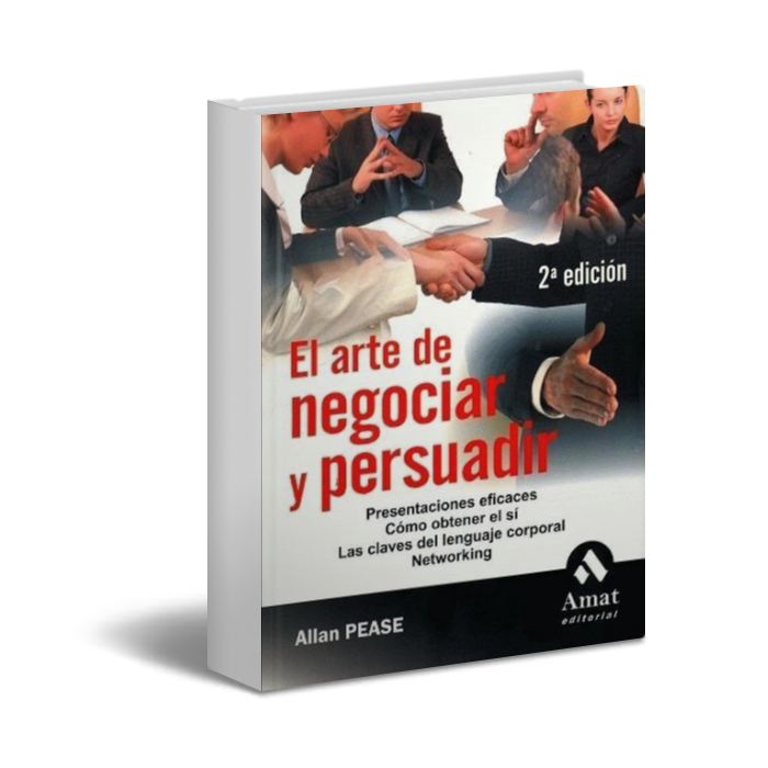 El Arte De Negociar Y Persuadir Allan Pease Epub Download