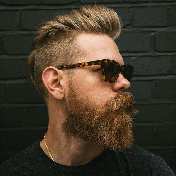 Hair Man Mature Style