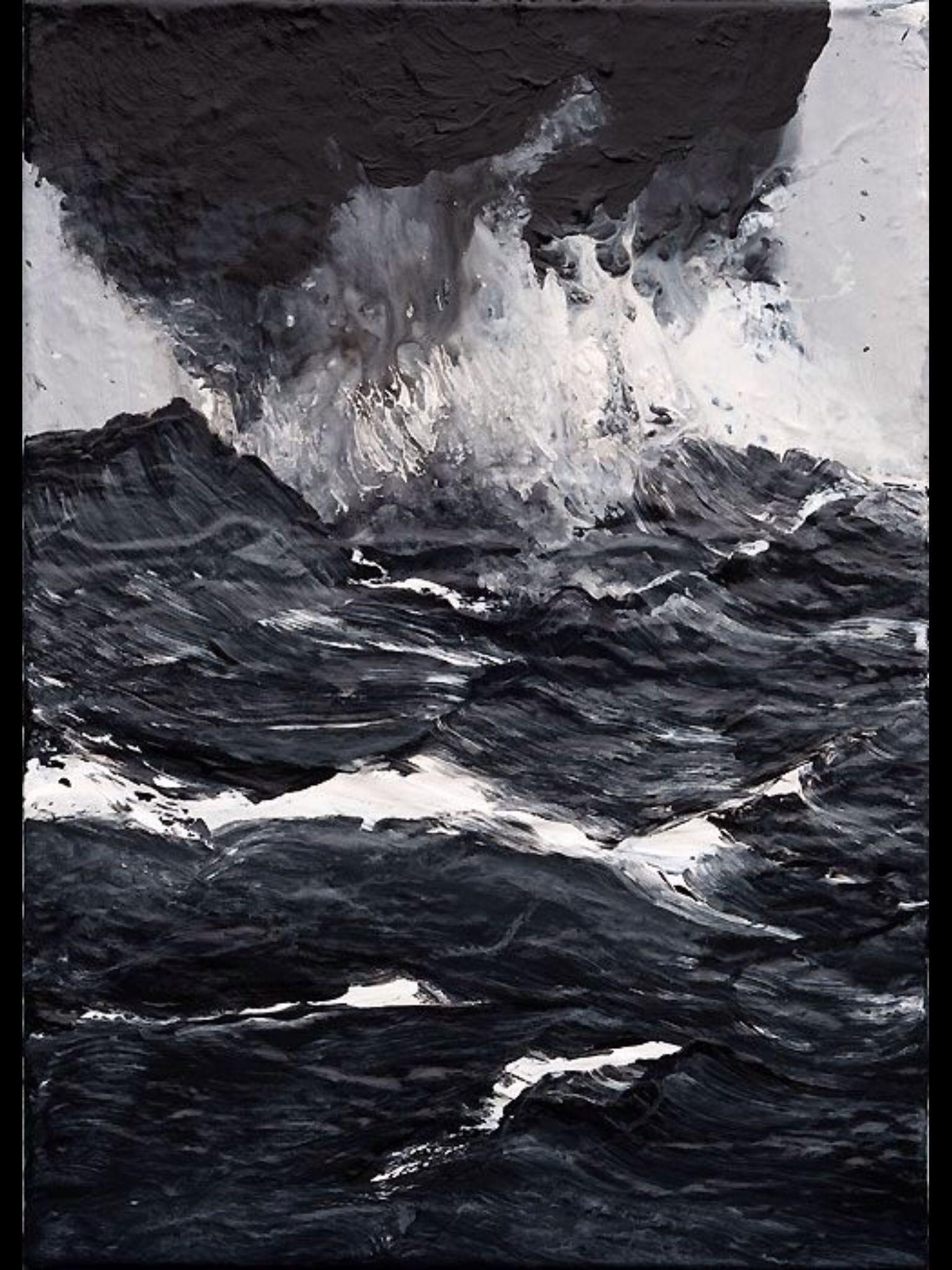Pin by Seth Renshaw on Ocean | Painting, Illustration art, Art