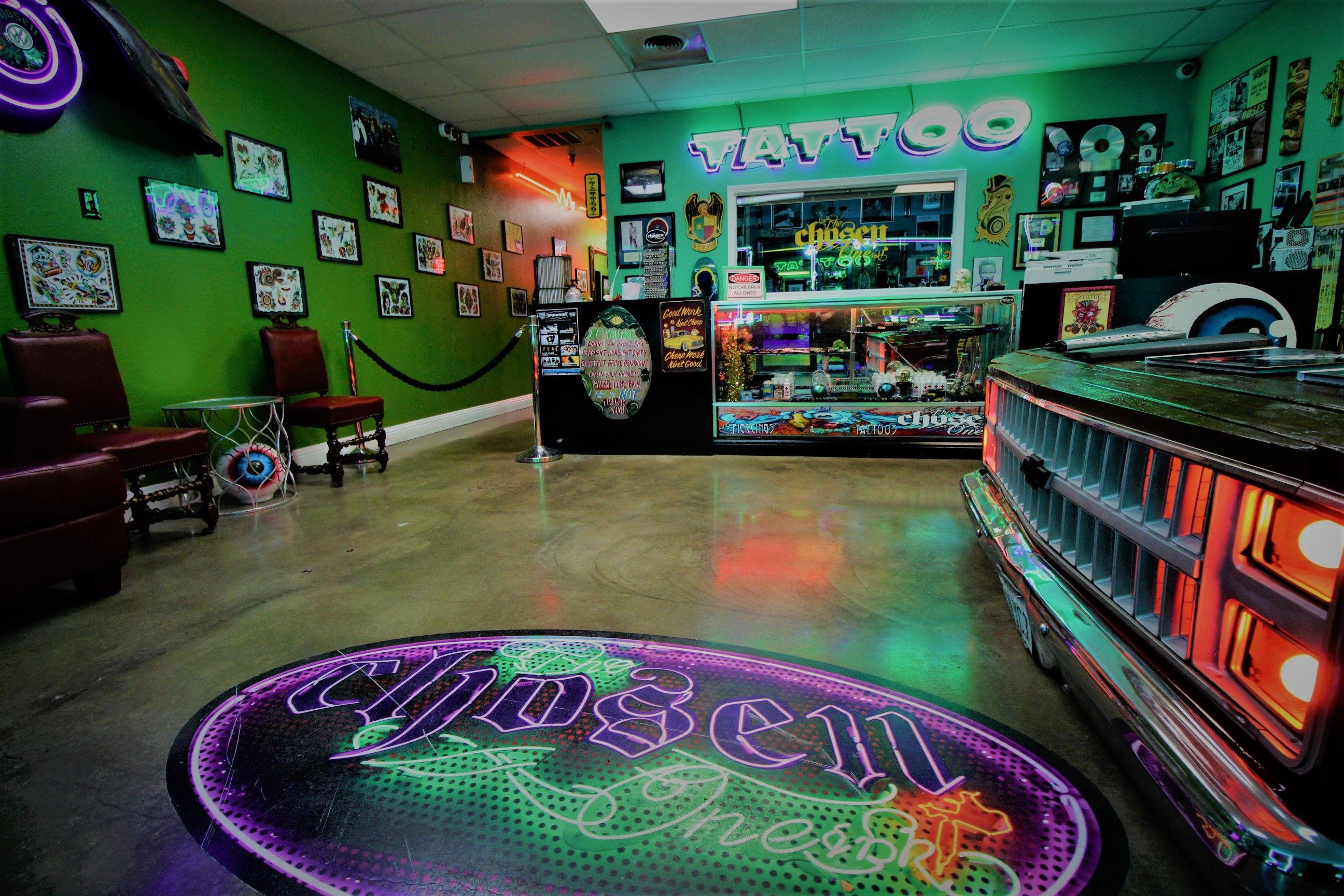 Best tattoo studio in texas tattoo studio colorful