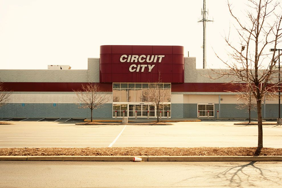 Not Long Ago We Had A Circuit City South Of The Dayton Mall Now