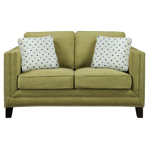 Emerald Home Furnishings Carlton Loveseat Living Or Family Room Sofa Love Seat Home Furnishings