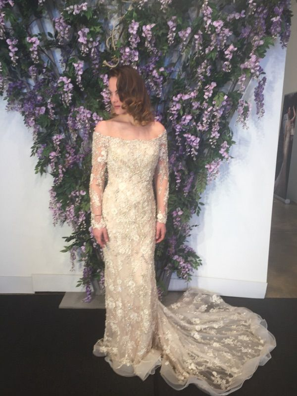 Stephen Yearick Spring 2017 Bridal Collection available at Bridal ...
