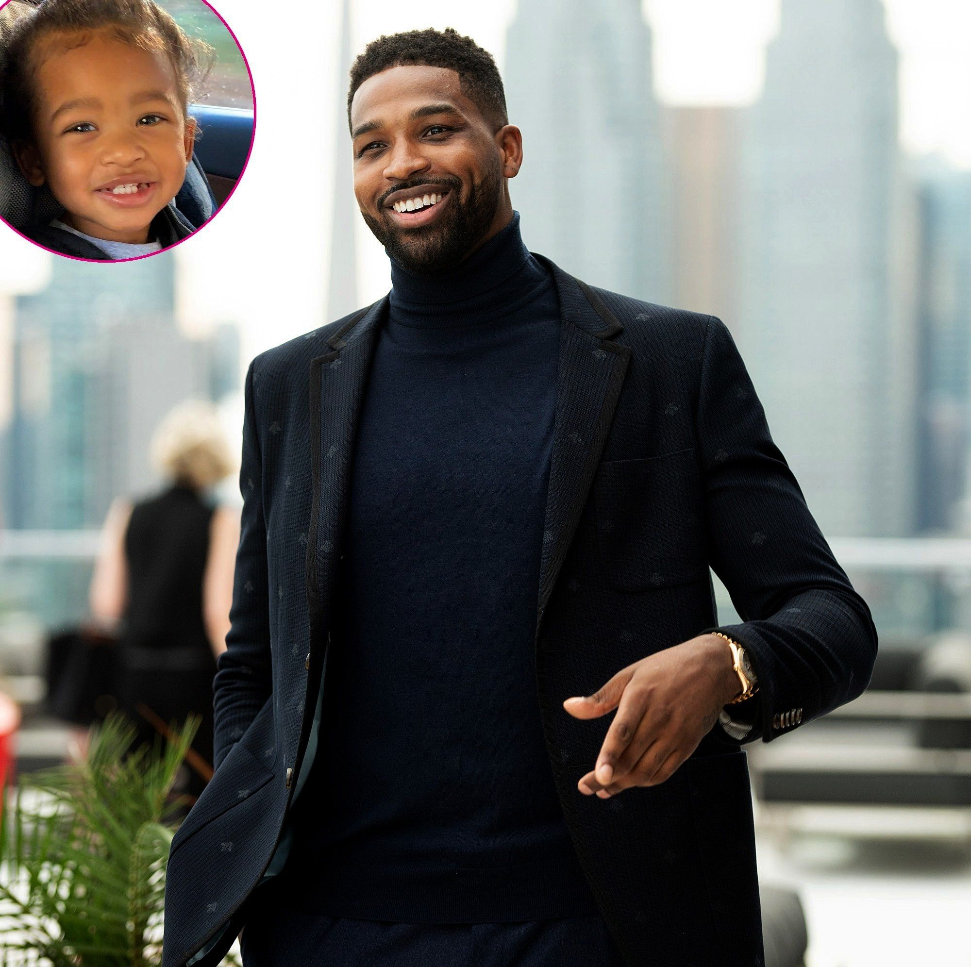 Thompson Shows Love To His Boy Prince For His Birthday  Heres The Proud Dads Message Tristan Thompson Shows Love To His Boy Prince For His Birthday  Heres The Proud Dads...