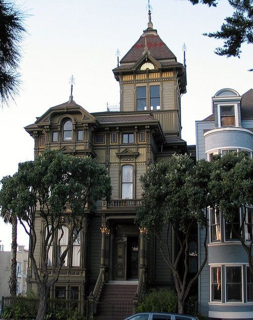 William Westerfeld House, San Francisco
