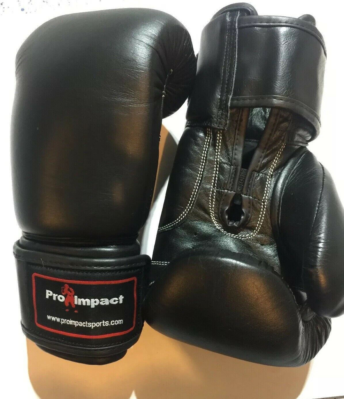 Mexico Leather Boxing Gloves Muay Thai Training Sparring Glove punching bag jfo
