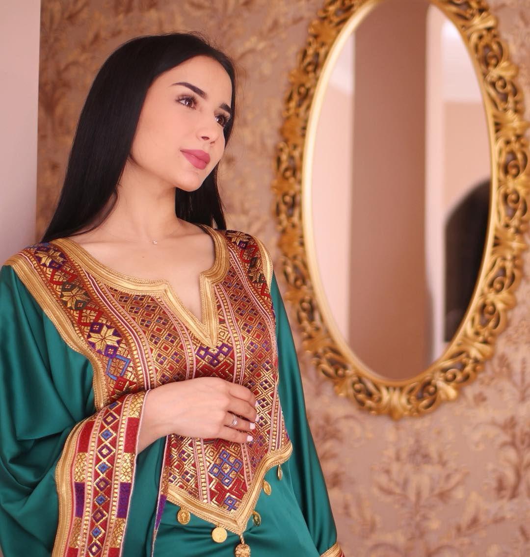 جبة تونسية Robe D Interieur Habit Traditionnel Tunisien