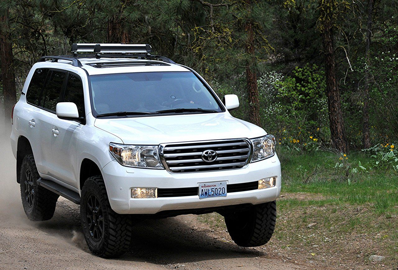 Builds Nitro Gear Justdifferentials Project 200 Series Land Cruiser With Images Land Cruiser Cruisers