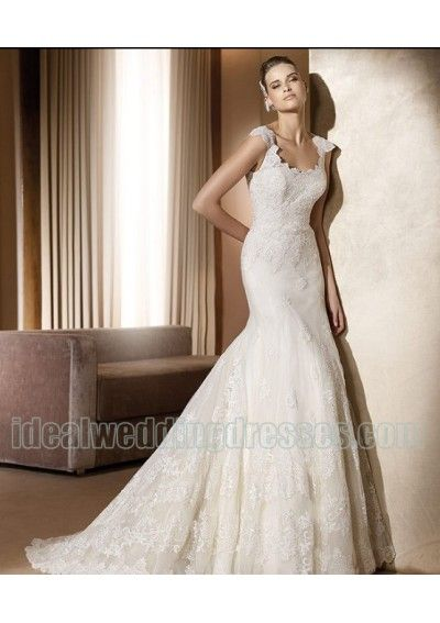Google Image Result for http://www.idealweddingdresses.com/3130-6828-large/organza-sheer-square-neckline-with-sexy-slim-skirt-fashion-2011-modern-wedding-dress-wd-0412.jpg
