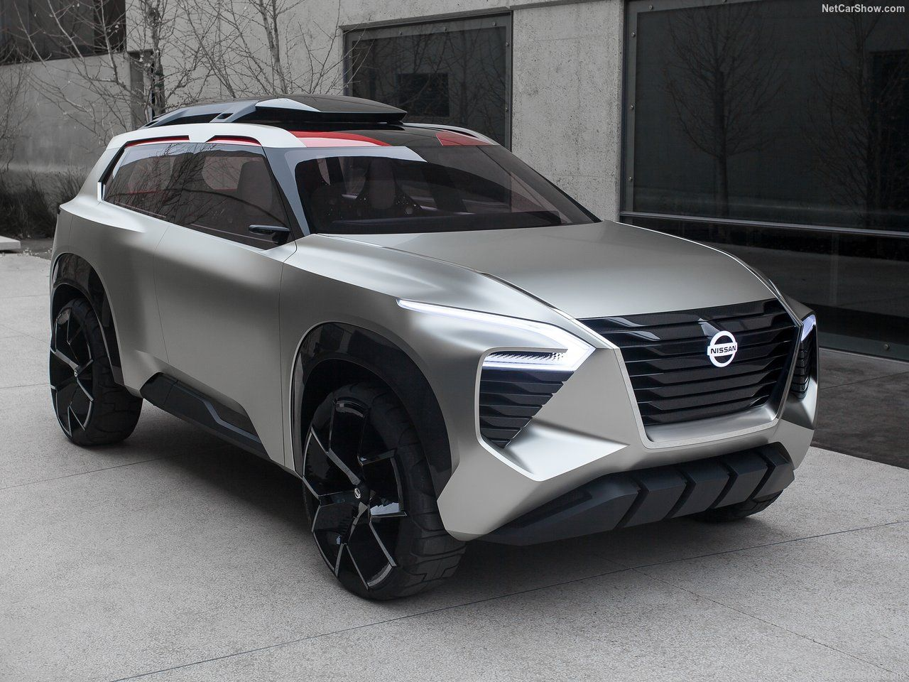In The Days When Electric Vehicles Were Introduced One Behind The Other And Ready To Have A Significant Market Share In The Market Futuristic Cars Nissan Suv