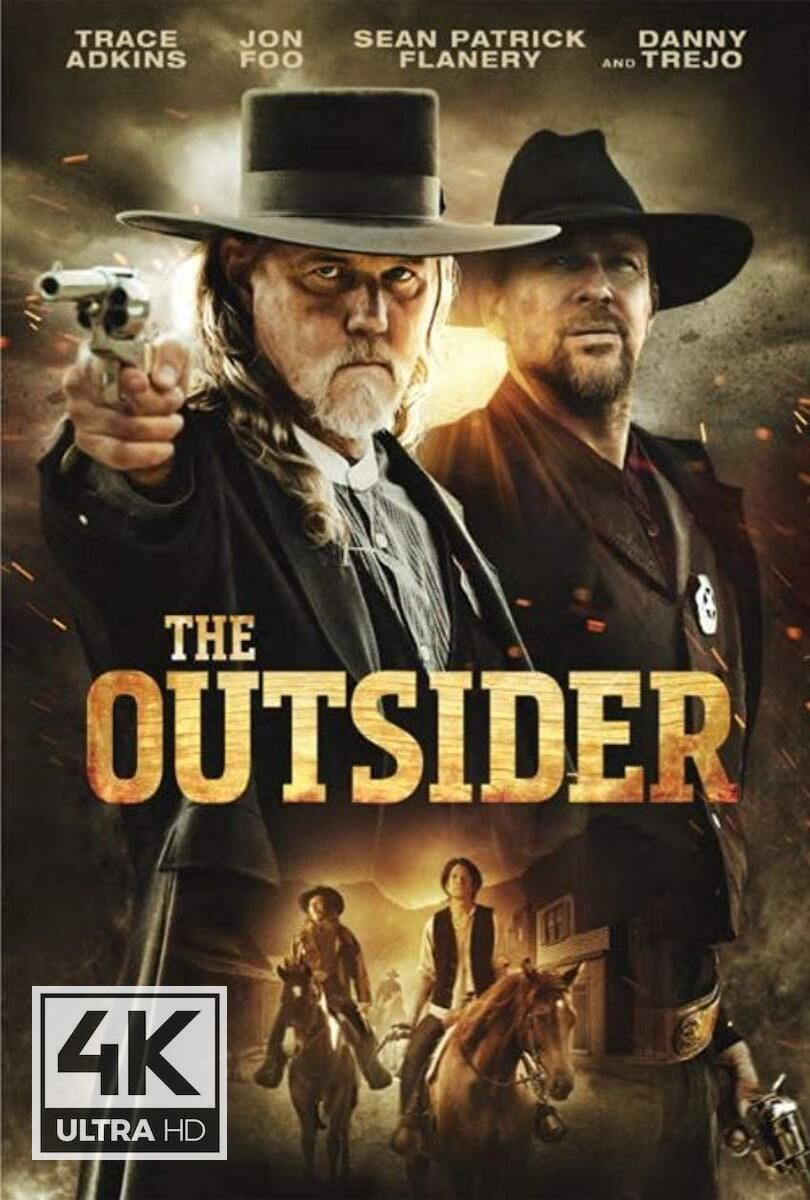 4K Ultra HD The Outsider (2019) Watch & Download The