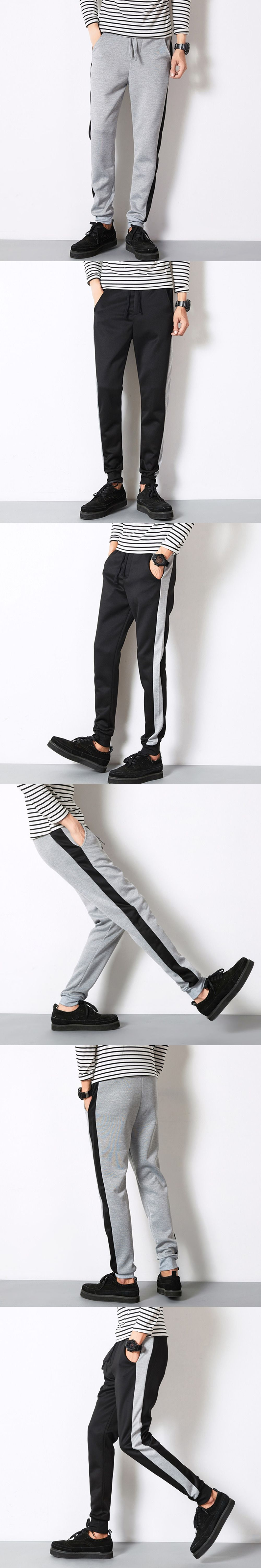 New Autumn New Style 2016 Men Male Japanese Style Casual Pants