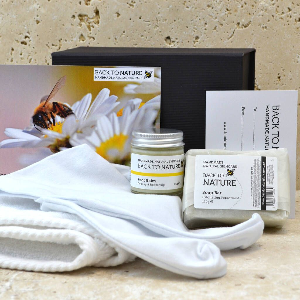 Foot Care Gift Pack