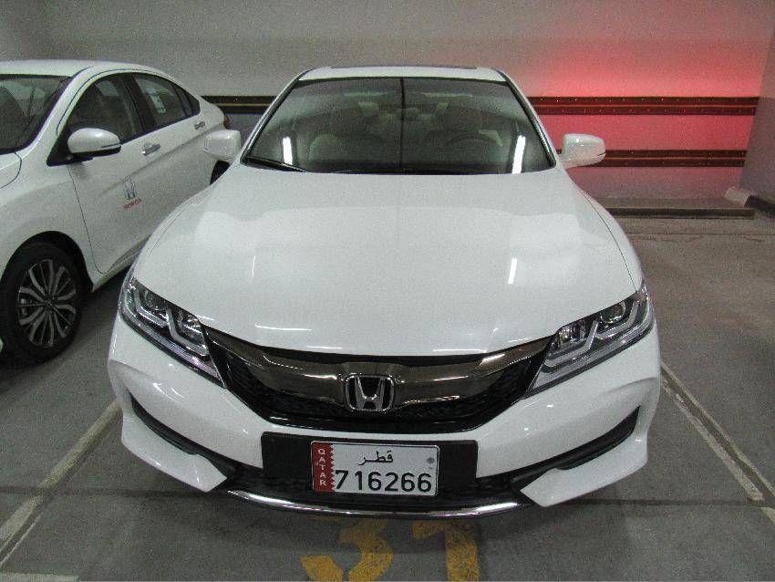 Honda Accord 2017 Used In Cars On Qatar Arabsclifieds
