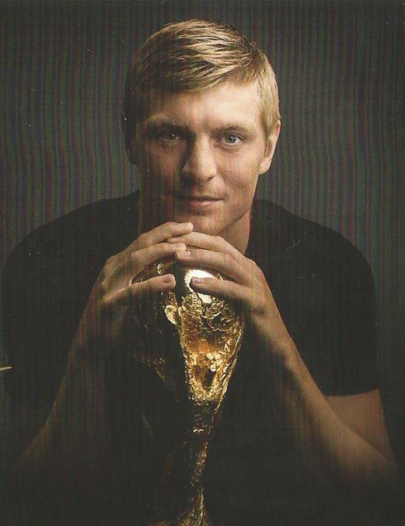 Weltmeister Toni Kroos MF Germany 2014
