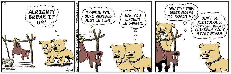 Dog Eat Doug for 02/03/2017