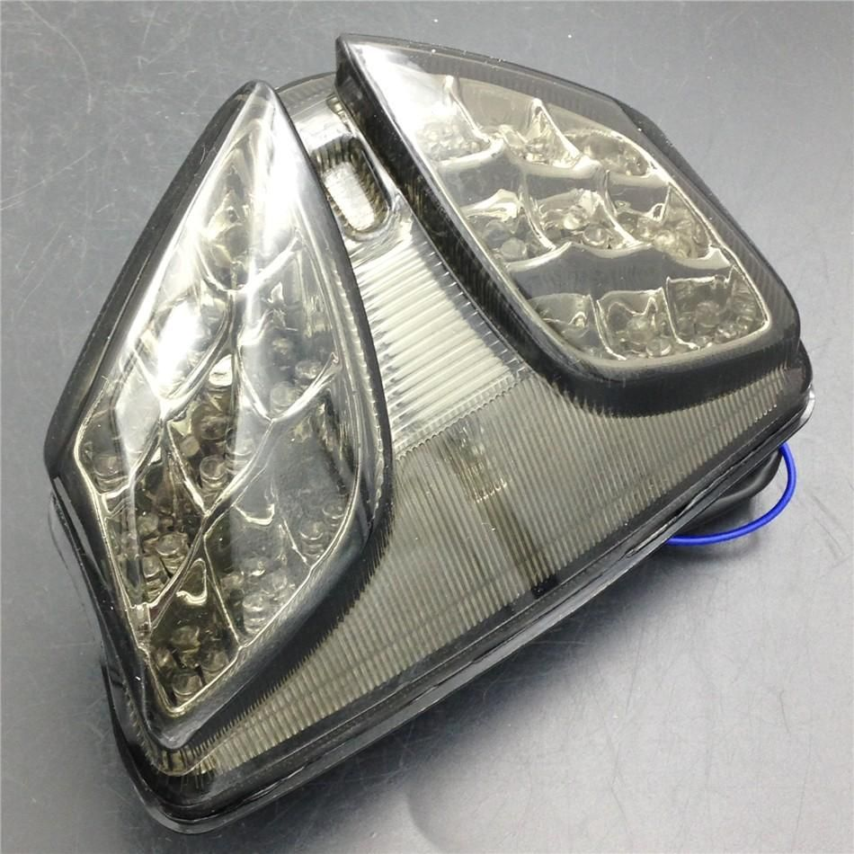 Aftermarket free shipping motorcycle parts LED Tail Brake Light for