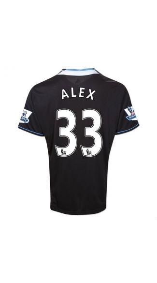 08b6184d2 Discount Thailand Quality 11 12 Chelsea Alex 33 Away football kits ...