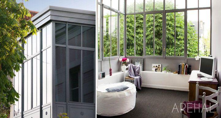 arehal v randa et verri re l 39 ancienne sur mesure en r gion parisienne alain mottais. Black Bedroom Furniture Sets. Home Design Ideas