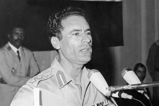 Pictures Of Col Muammar Gaddafi In The 1970s Muammar Gaddafi