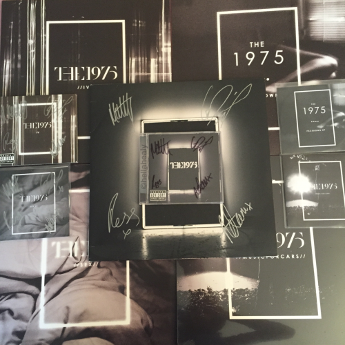 The 1975 Hellahealy The Prettiest Things I Own The 1975 The 1975 The 1975 Me Vinyl Music