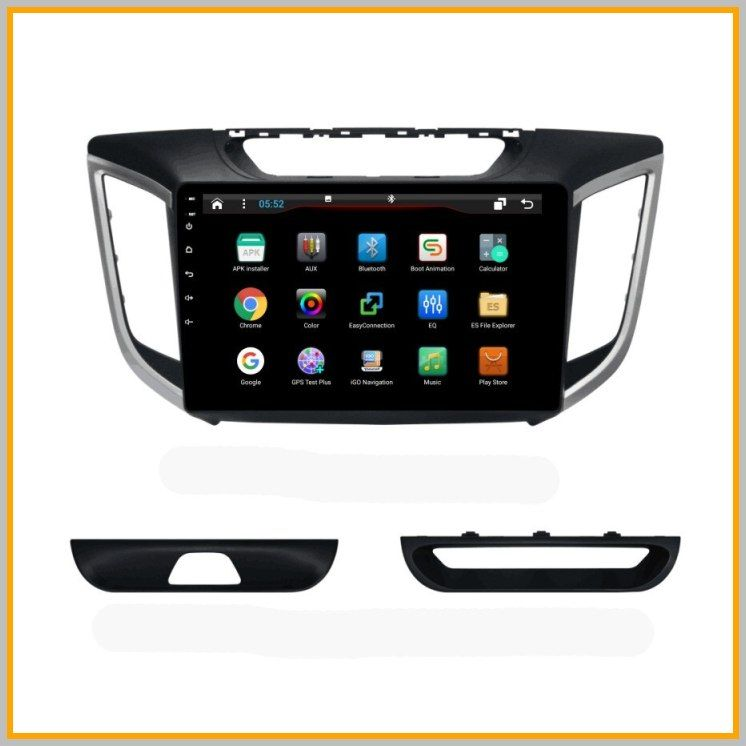 Hot Otojeta Dsp Stereo Carplay Android 8 1 Car Radio For Hyundai Creta Ix25 2015 2018 Navi Gps Ips Screen Video Player Tape R In 2020 Cheap Car Audio Car Audio Carplay