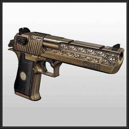 Desert Eagle Mark XIX Deagle Gun Pistol Art - Desert Eagle Mark ... | 416x416