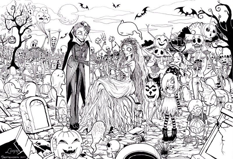 Zombies Halloween Coloring Free Halloween Coloring Pages Halloween Coloring Pages