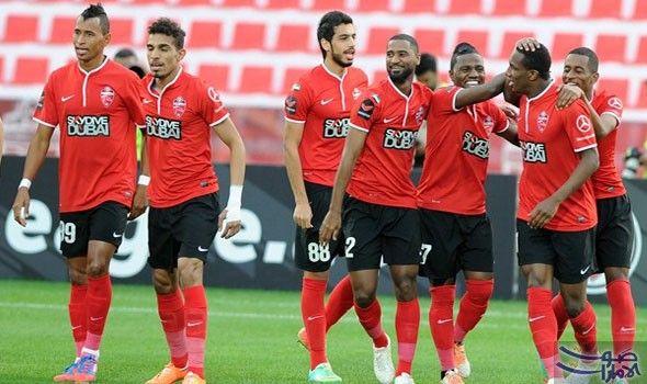 لاعبوا الأهلي الإماراتي يتعهدون بالتأهل إلى دور الثمانية الآسيوي أعرب لاعبو فريق الأهلي الإماراتي عن سعادتهم بعد التعادل ال Soccer Field Sports Sports Jersey