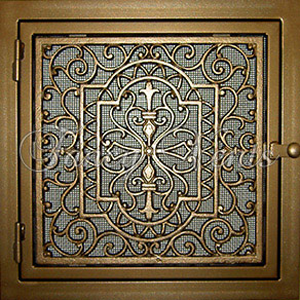 Decorative Grill Register, Vent Cover. Decorative Grille