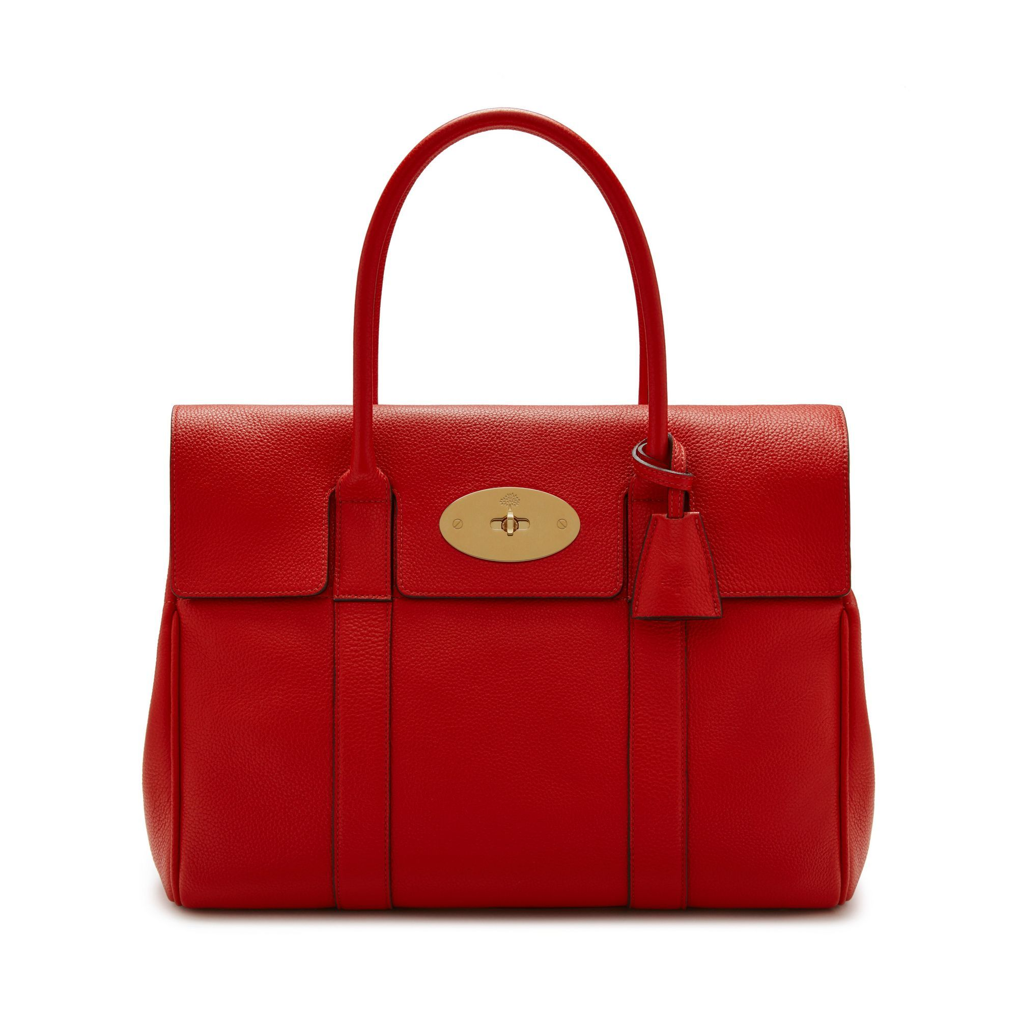 cbb4ac5ba461 Ruby Red Small Classic Grain 1 Mulberry Bayswater