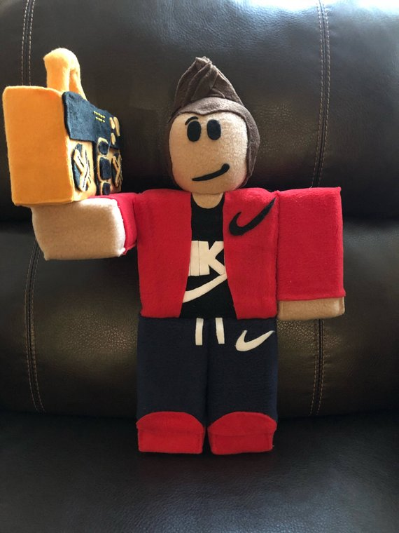 How To Make Roblox Character Roblox Plush Make Your Own Character Make Your Own Character Roblox Plush How To Make