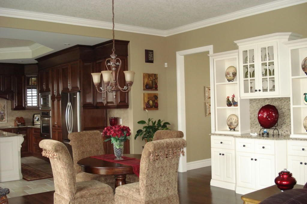 Pin By Renee Guilmette On Kitchen Home Decor Tan Walls Home #paint #ideas #for #living #room #and #kitchen