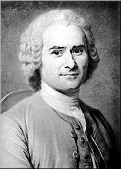 Jean Jacques Rousseau Man Is Born Free And Everywhere He Is In