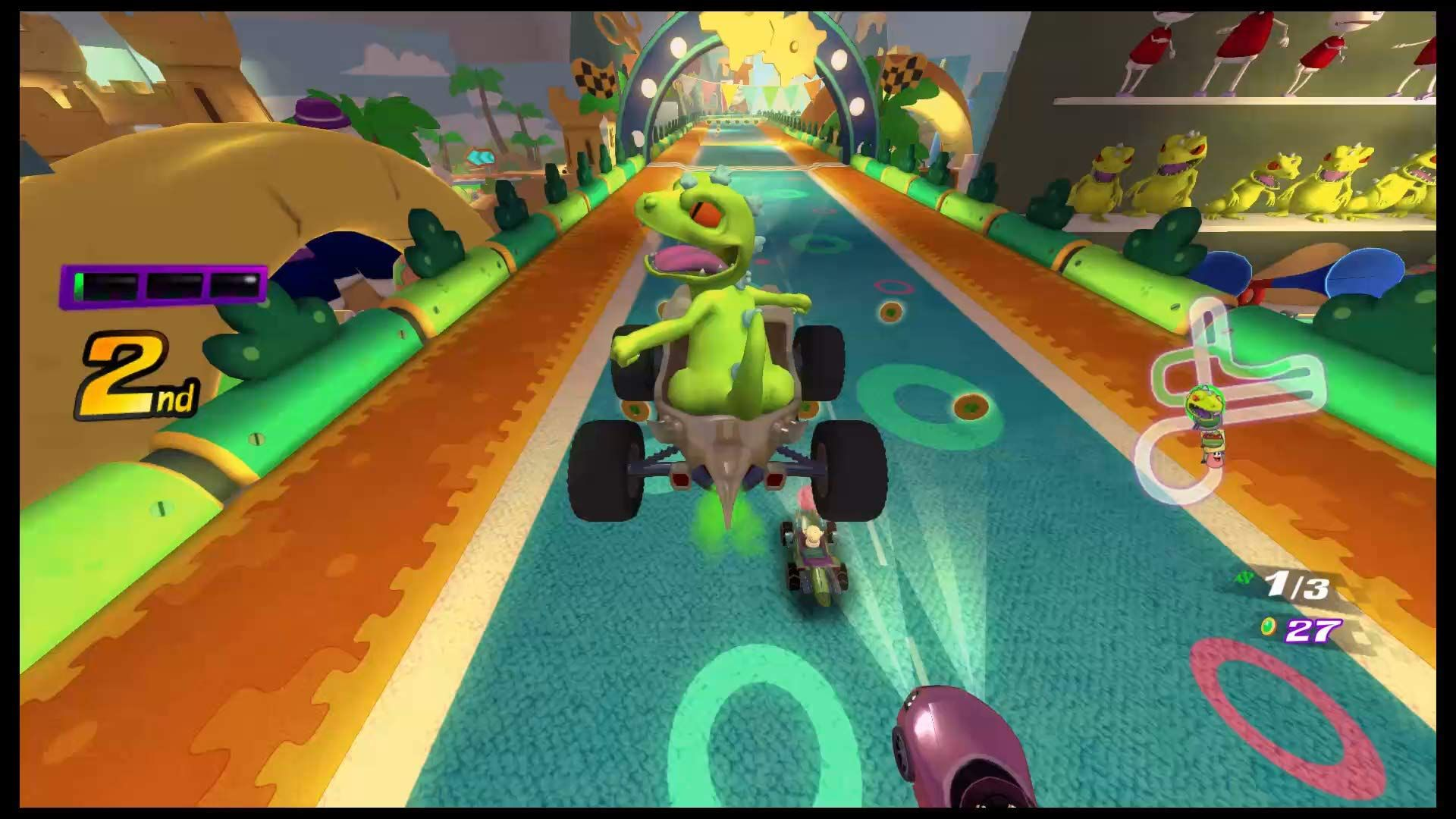 Nickelodeon Kart Racers - PlayStation 4,#Kart, #Nickelodeon