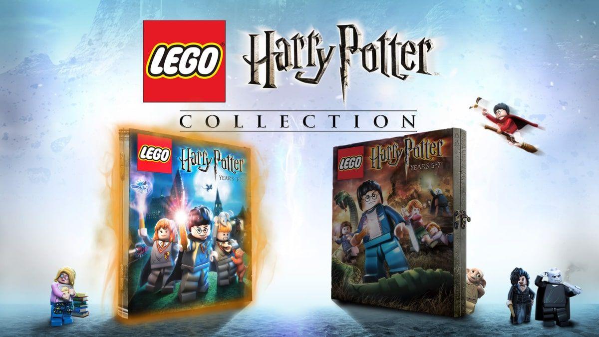 Nintendo Rumors Nintendoreporters Lego Harry Potter Nintendo Lego