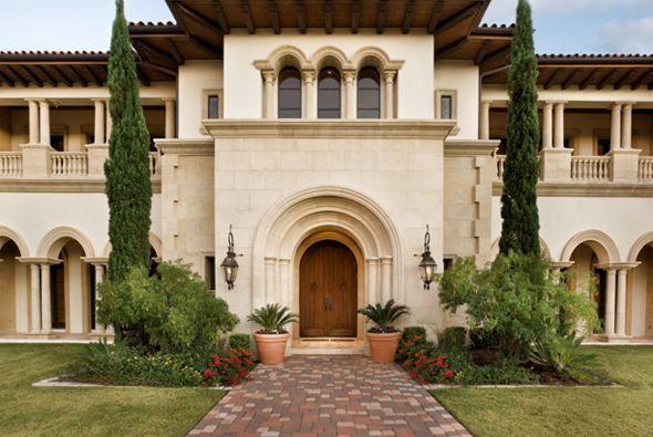 17 Opulent Mediterranean Landscape Designs Are The Daily: Mansiones, Casas