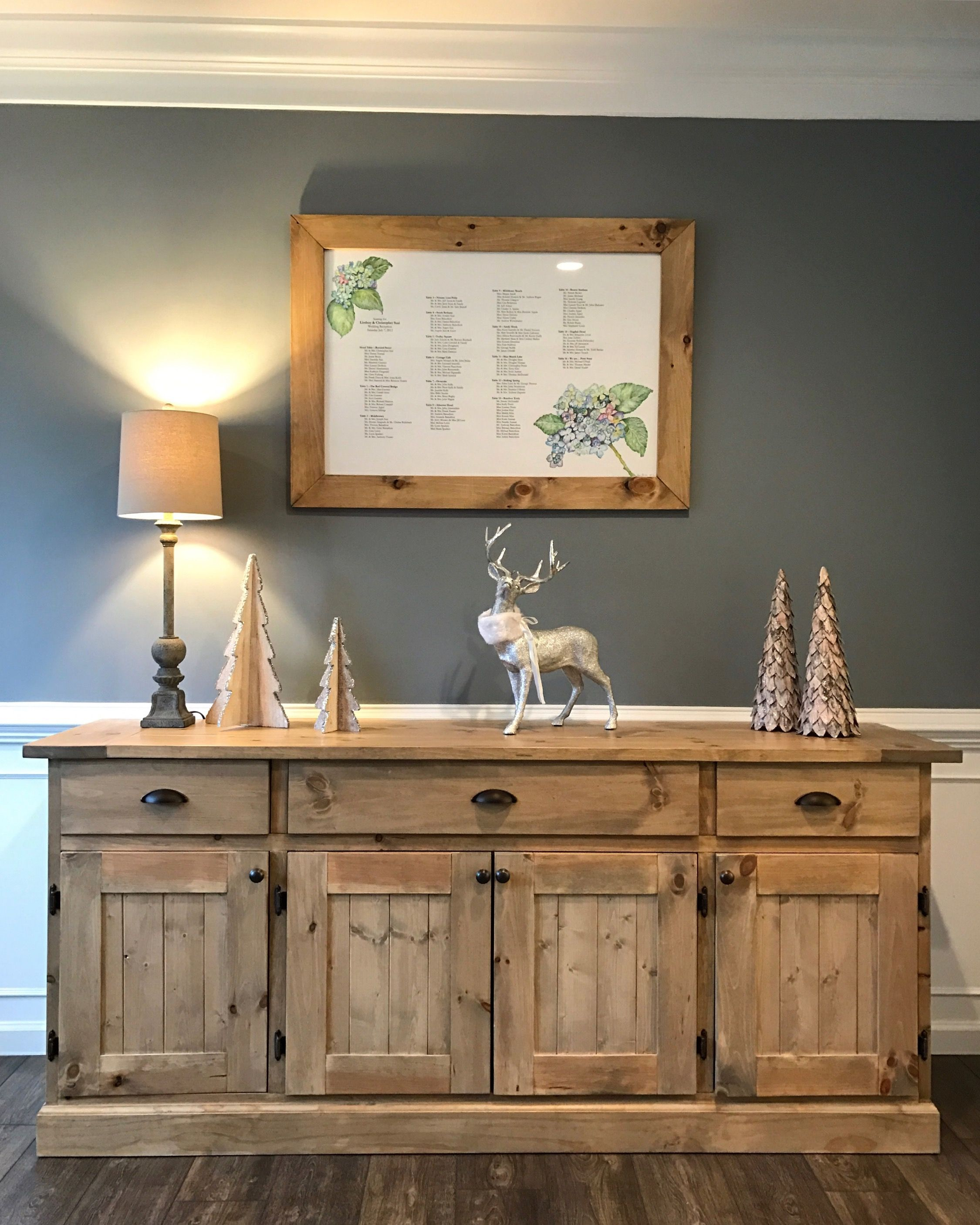Midatlanticrustic Etsy Dining Room Buffet Handmade Woodworking