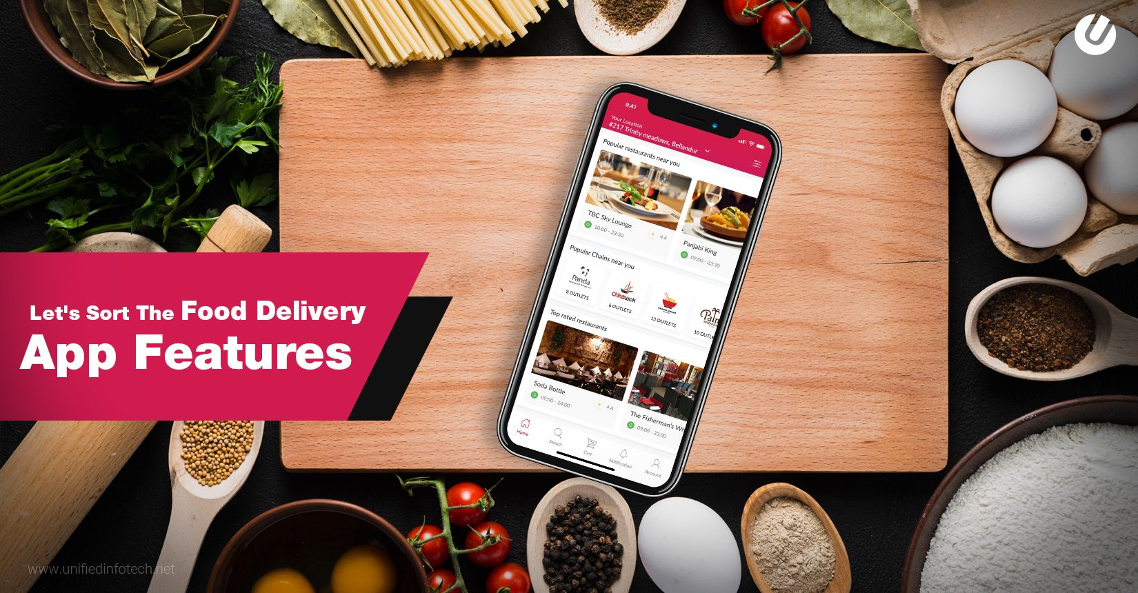 Top Features Of Food Delivery App To Make Your Business