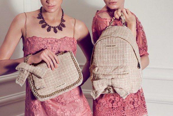 Le borse Twin Set Simona Barbieri per l'inverno 2014