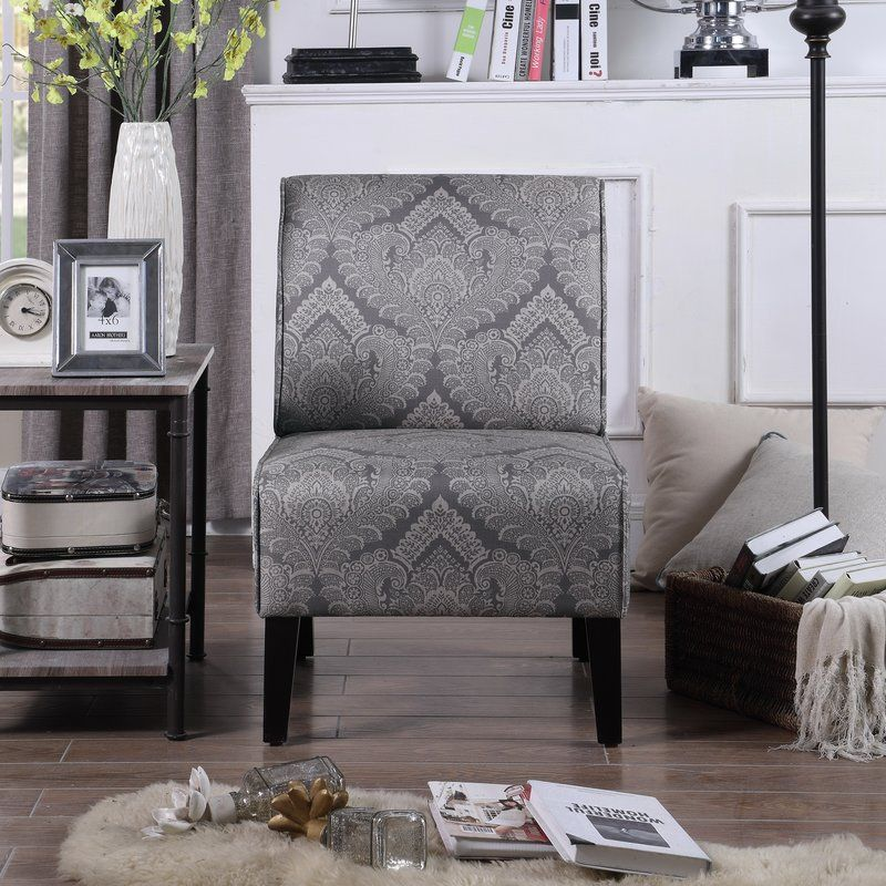 Rockwell Slipper Chair Chair, Furniture, Accent chairs